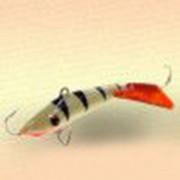 Балансир 12 гр., желтый, хвост сменный