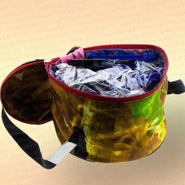 Жерлицы зимние в сумке, неоснащенные, 10 шт