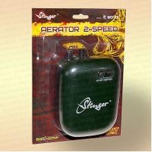 Компрессор двухскоростной для живцовых ведер Aerator SACC-002SP
