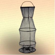 Садок рыболовный, Тип 2 - 4 кольца, 25 см х 75 см