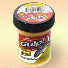 Форелевая паста GULP! Chunky Cheese Garlic, Чеснок