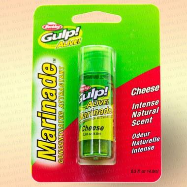 Аттрактант GULP! натуральный ароматизатор, сыр