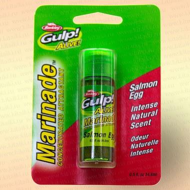 Аттрактант GULP! натуральный ароматизатор, икра