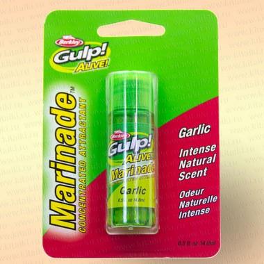 Аттрактант GULP! натуральный ароматизатор, чеснок