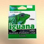Леска рыболовная Iguana 90 м 0,50 мм тест 18,7 кг