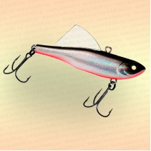 Раттлин для зимней рыбалки 4578055 ТК005, 10 гр, 55 мм