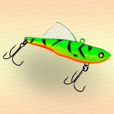 Раттлин для зимней рыбалки 4578055 ТК004, 10 гр, 55 мм