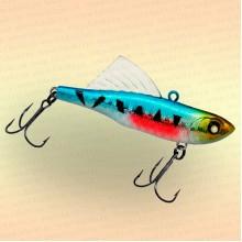 Раттлин для зимней рыбалки 4578055 ТК014, 10 гр, 55 мм