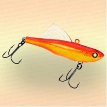 Раттлин для зимней рыбалки 4578055 ТК020, 10 гр, 55 мм