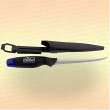 """Нож разделочный """"Следопыт"""" нетонущий, дл. клинка 155 мм, в чехле"""