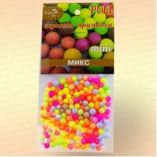 Пенопластовые шарики mini - Микс