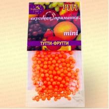 Пенопластовые шарики mini - Тутти-Фрутти