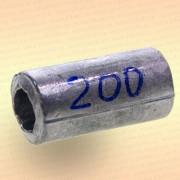 Груз цилиндр свинцовый 200 гр
