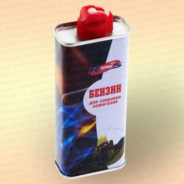 Бензин для зажигалок высокой очистки Runis 125 мл.