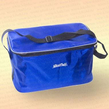 Сумка холодильник, цвет - синий, 15 л, 41х22х23 см
