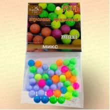 Пенопластовые шарики Maxi - Микс
