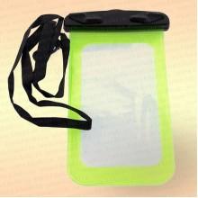 Водонепроницаемый чехол для телефона, цвет: зеленый