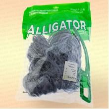 Трехстенная Alligator, высота 1,8 м, длина 30 м, ячея 30 мм