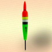 Поплавок светящийся Hoanliu, 7 гр, зеленый