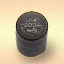 Элемент питания сигнализатора поклевки, LR41 4,5v (блок из 3 шт по 1,5 v)