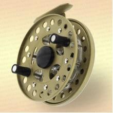 Инерционная катушка Xing Sheng HF100, 100 мм, 2 подшипника