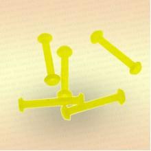 Трубка мотовило для груз-ленты, 10 мм, уп 5 шт