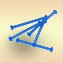 Трубка мотовило для груз-ленты, 20 мм, уп 5 шт