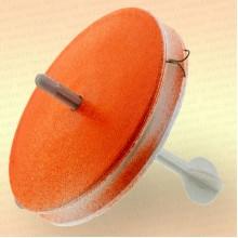 Кружок рыболовный Экстра - Щука, диаметр 135 мм, оснащенный