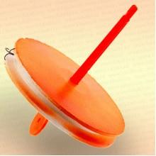 Кружок рыболовный Экстра - Щука, диаметр 150 мм, оснащенный