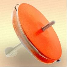 Кружок рыболовный Экстра - Судак, диаметр 150 мм, оснащенный
