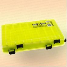 Коробка TOP BOX LB- 2500 (27*18,5*5 cм) желтая