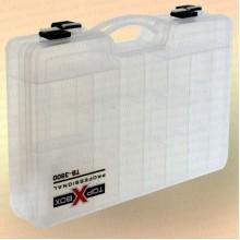 Коробка TOP BOX TB- 3800 (29.5*22*6 cм) оранжевая