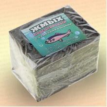 Макуха для рыбалки, жмых подсолнечника с коноплей