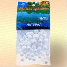 Пенопластовые шарики Maxi - Натурал