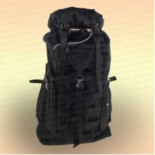 Рюкзак рыбака и туриста, черный 40 л