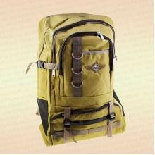 Рюкзак рыбака и туриста, бежевый 35 л