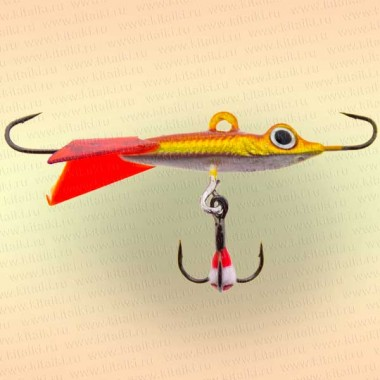 Балансир Ooshima, Tuohai 4,5 гр, 25 мм, IL075, цвет: 03