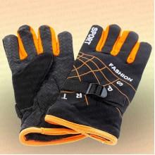 Перчатки зимние Fashion Sport, оранжевые