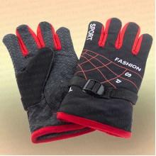 Перчатки зимние Fashion Sport, красные