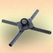 Крестовина для подъемника Kippik-6.0, под дуги 6 мм