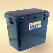 Ящик для зимней рыбалки Helios 19 литров односекционный