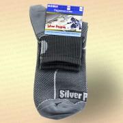 Термоноски Silver Pinquin A003 тонкие, 36-38 (S)