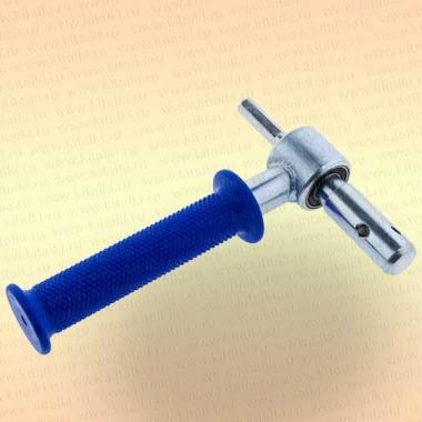 Адаптер 22 мм для ледобура под шуруповерт, с подшипником