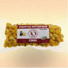 Кукуруза насадочная, ароматизированная, Слива, 100 гр