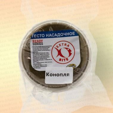 Тесто насадочное ExtraBite 80 мл, Конопля