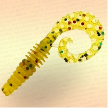 Силиконовая приманка Viper 2' - 50 мм, цвет 003 (уп 10 шт)