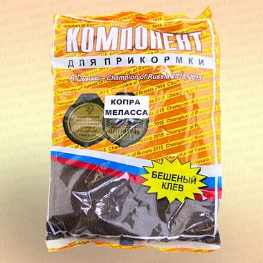 """Прикормка """"DUNAEV КОМПОНЕНТ"""" 0,5 кг Копра Меласса"""