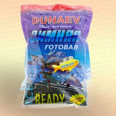 """Прикормка """"DUNAEV iCE-READY"""" 0.5 кг Плотва"""