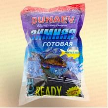 "Прикормка ""DUNAEV iCE-READY"" 0.5 кг Универсальная Черная"