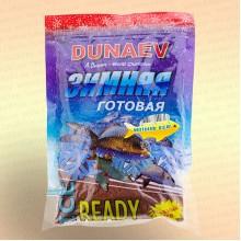 """Прикормка """"DUNAEV iCE-READY"""" 0.5 кг Мотыль"""